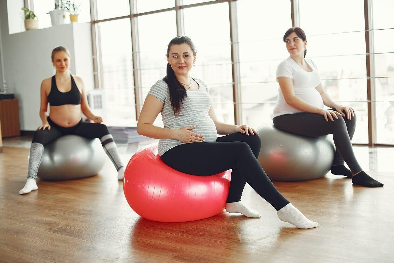 Entrenamiento para embarazadas Chilenas