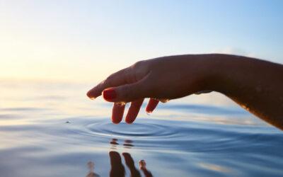 Como potenciar el agua con Reiki
